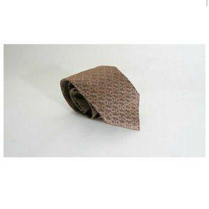 Gucci bronze horsebit tie